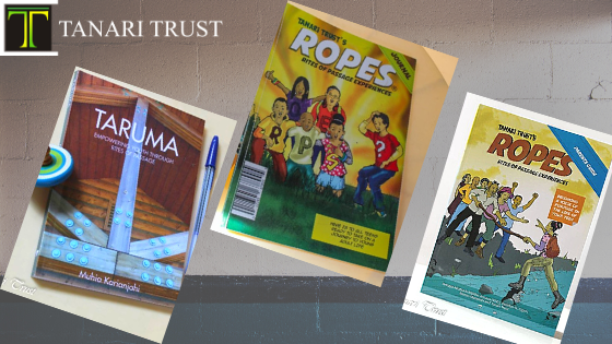 ROPES® program materials for facilitators, parents, and candidates